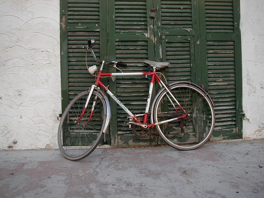 Fahrrad in Fano/Italien