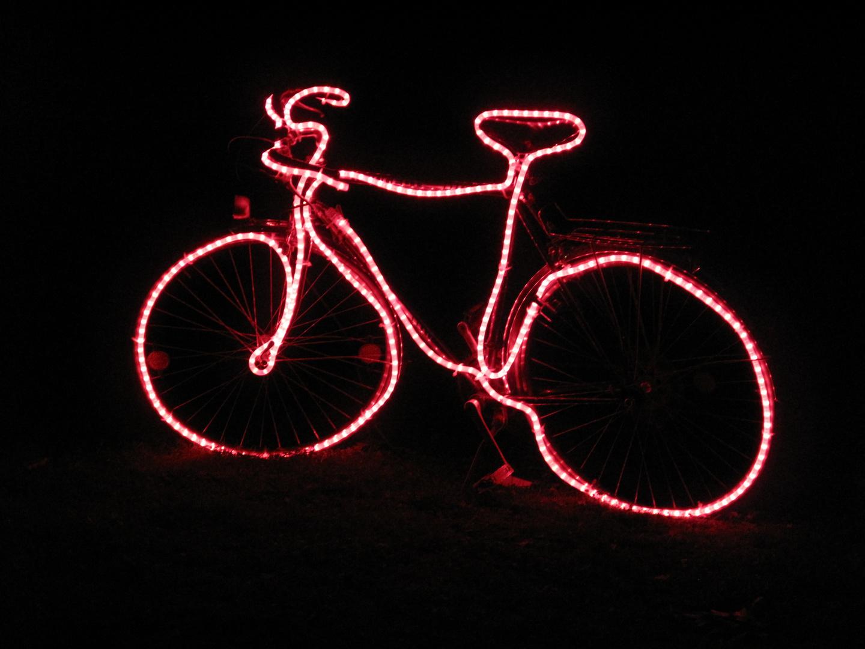 Fahrrad - Kunst