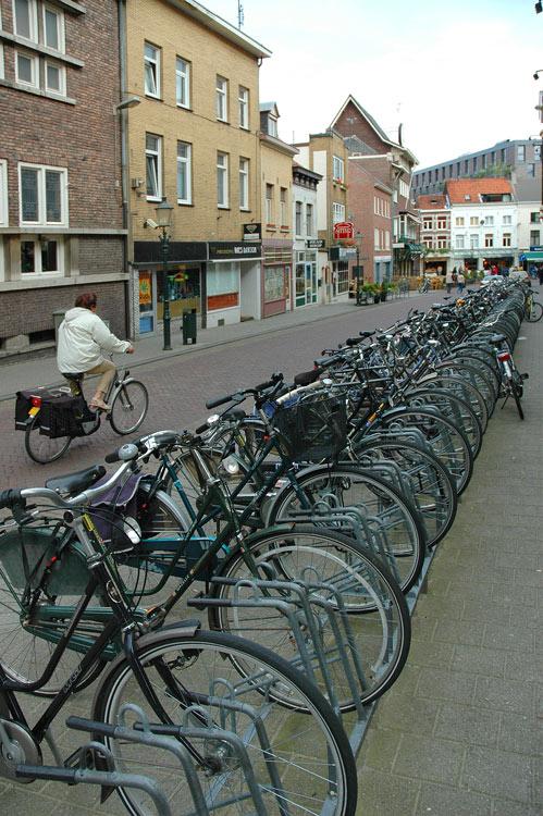 Fahrrad-Parade