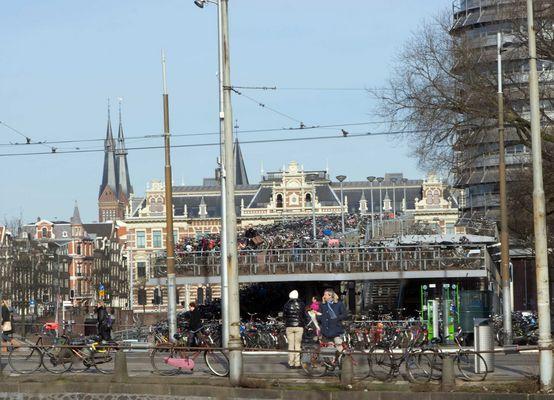 Fahrrad Parkhaus