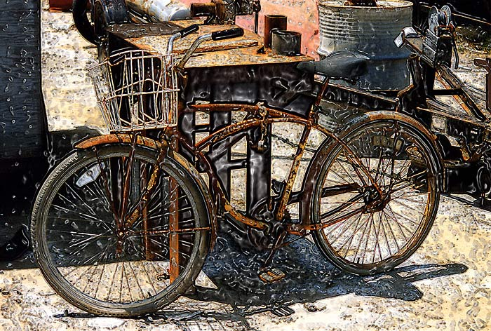 Fahrrad X