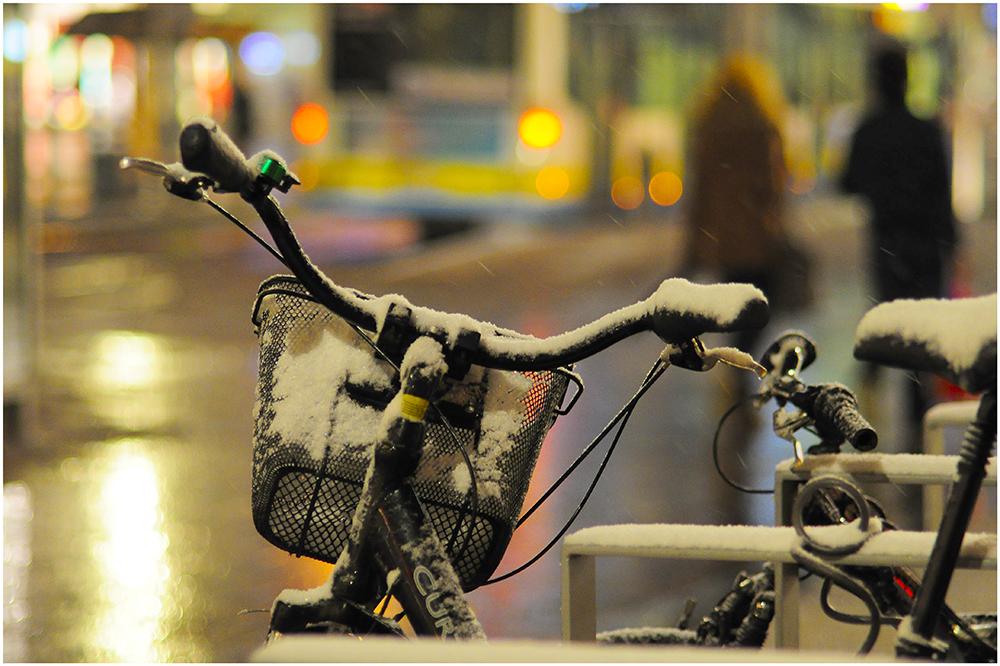 Fahrradfahren im Frühling ist gesund!