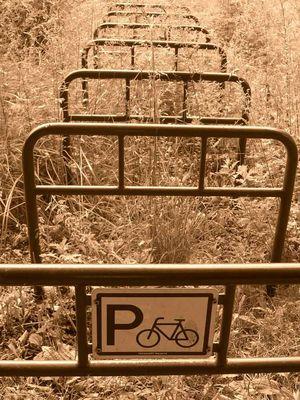 ........Fahrradfahrer dieser Stadt