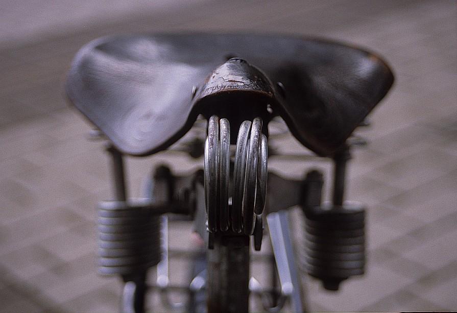 Fahrradsattel II