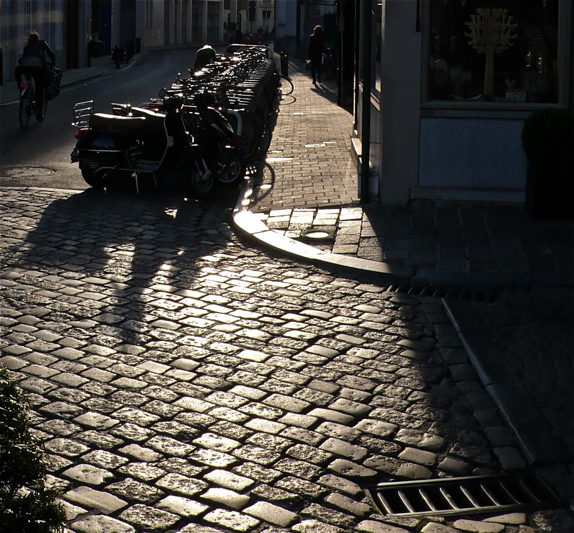 Fahrradstadt Gent in Belgien - Bild 4