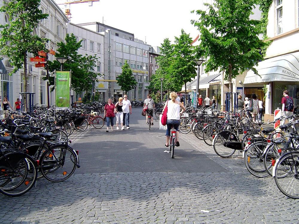 Fahrradstadt Deutschland