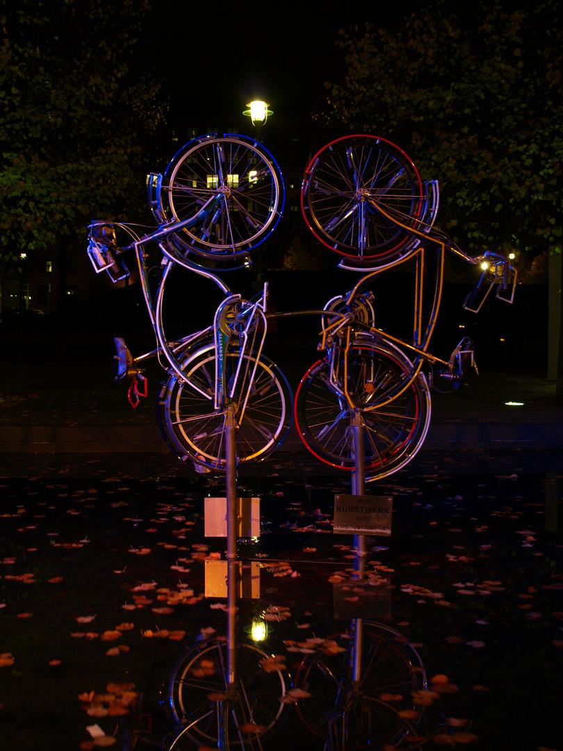 Fahrradständer mal anders