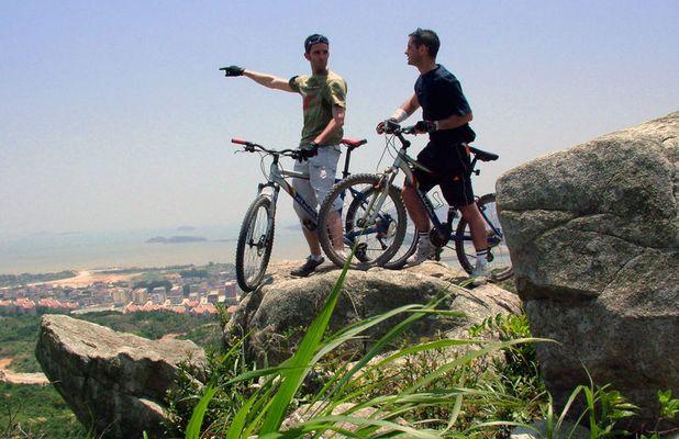 Fahrradtour Festland
