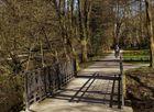 Fahrradtour im Stadtpark Gütersloh