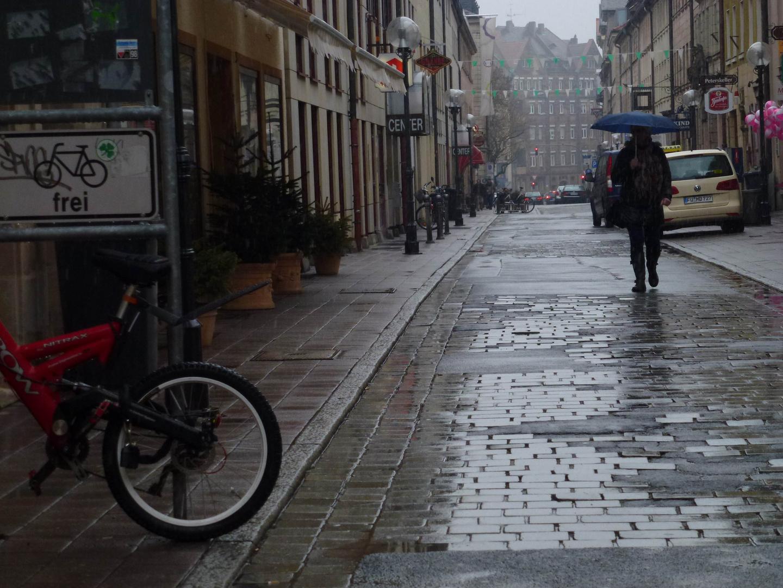 Fahrräder frei