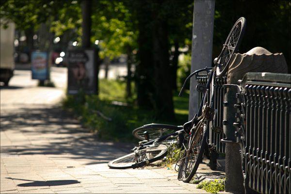 Fahrräder In Amsterdam 1