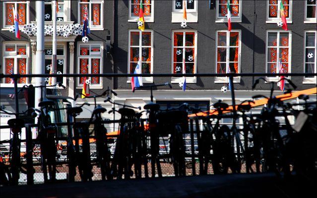 Fahrräder in Amsterdam 4