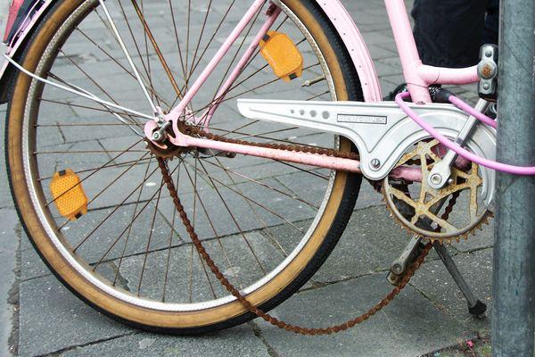 - Fahrräder in Münster 2 -