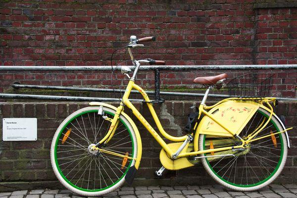 - Fahrräder in Münster 4 -