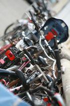 Fahrräder - Lenker - Chaos