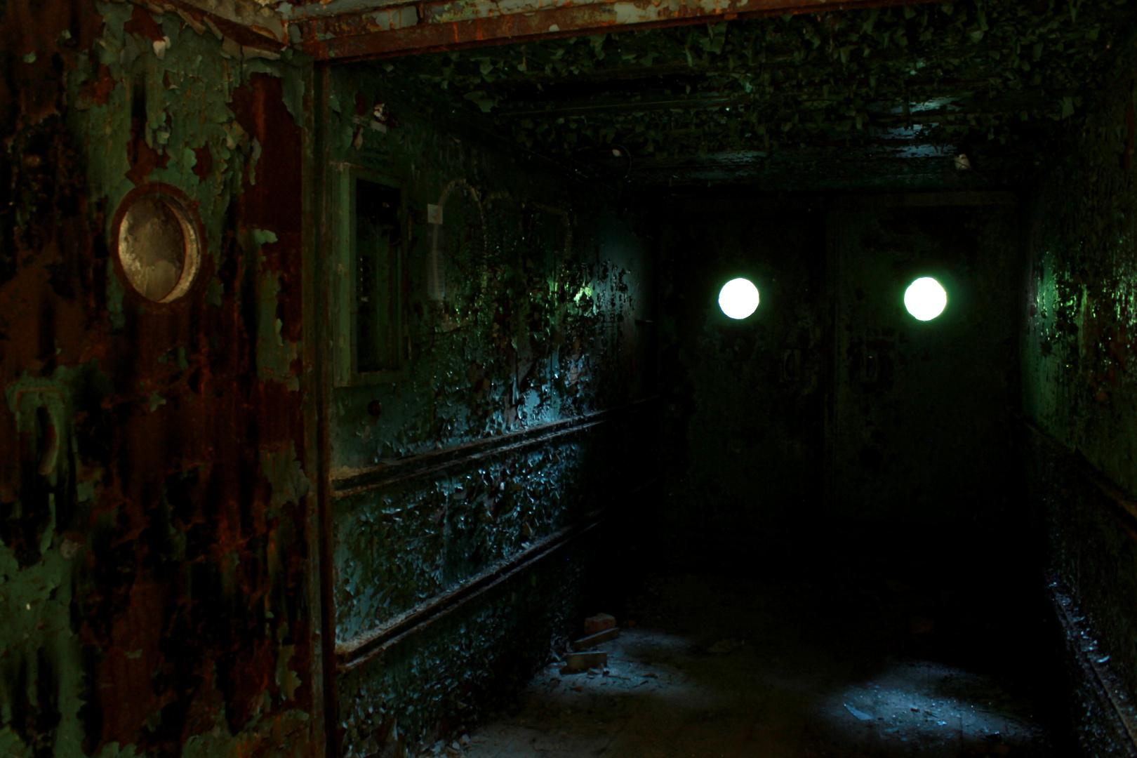 Fahrstuhl der Grauens