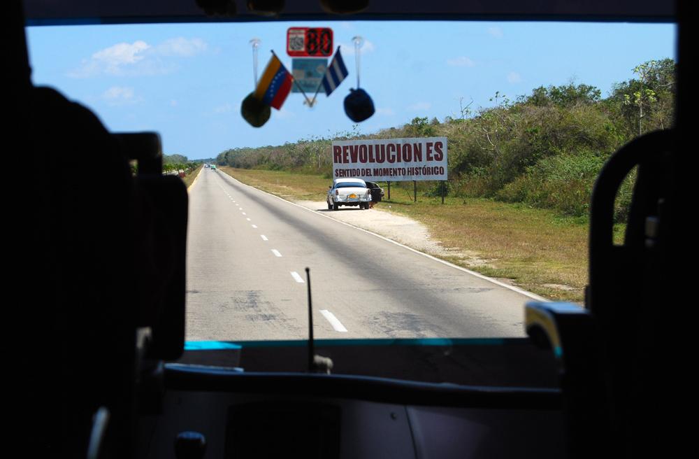 Fahrt nach Varadero 1