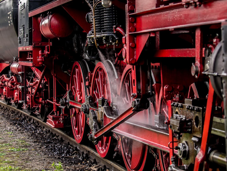 Fahrwerk BR 52 7596 EFZ