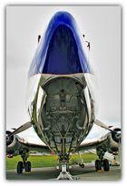 Fahrwerksschacht DC-6