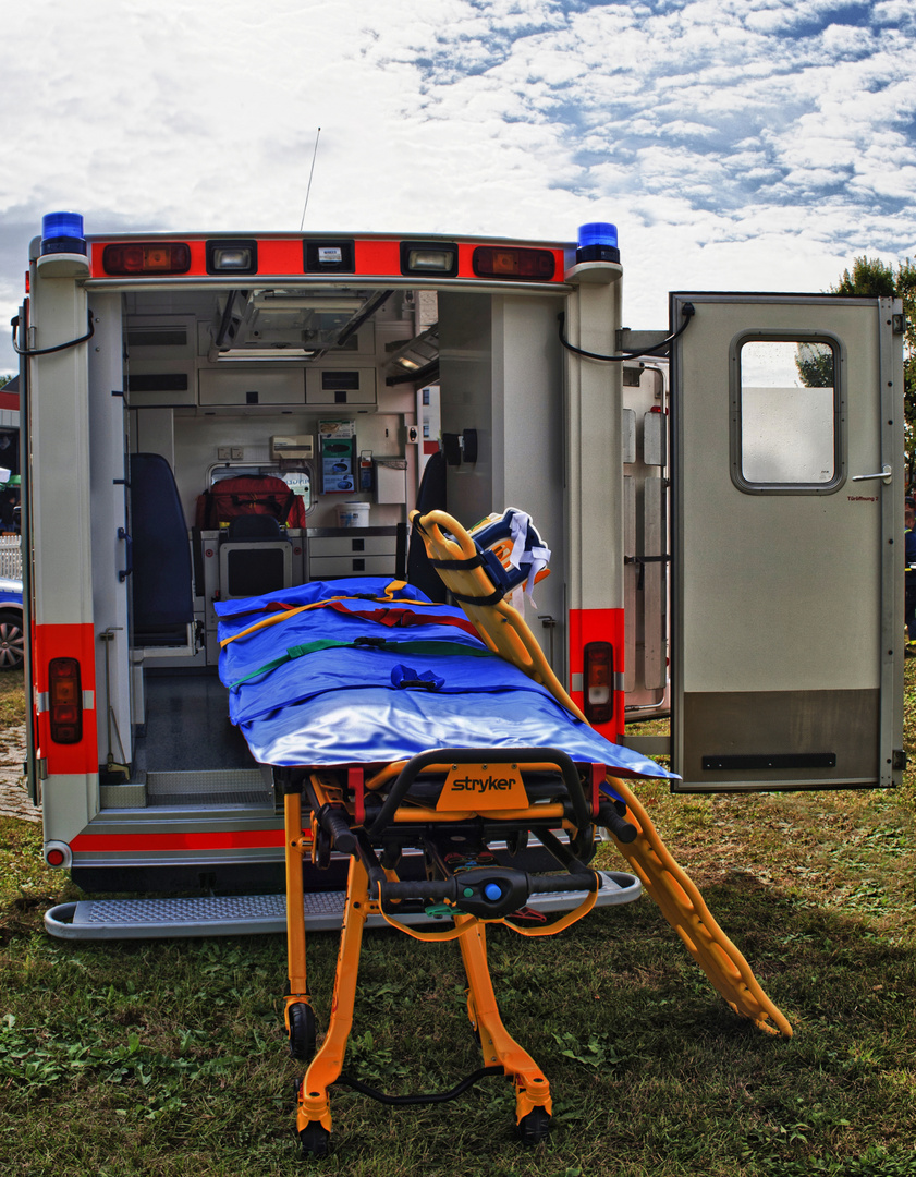 Fahrzeug des Malteser Hilfsdienst Neuwied ...