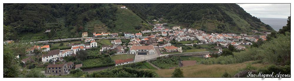 Faial da Terra (Sao Miguel, Azoren)