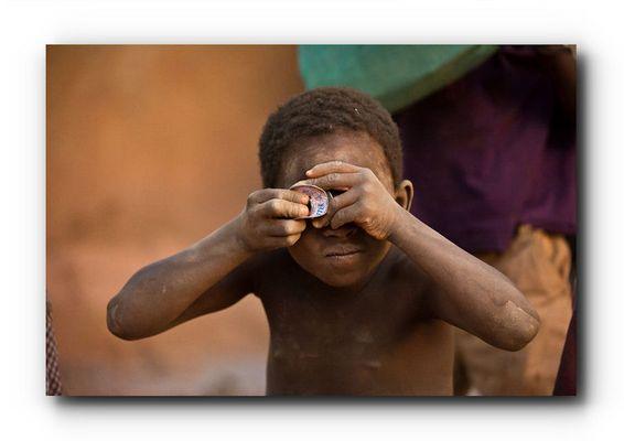 .....Faire en Photographie ( Koudoujou à Burkina Fasio).....
