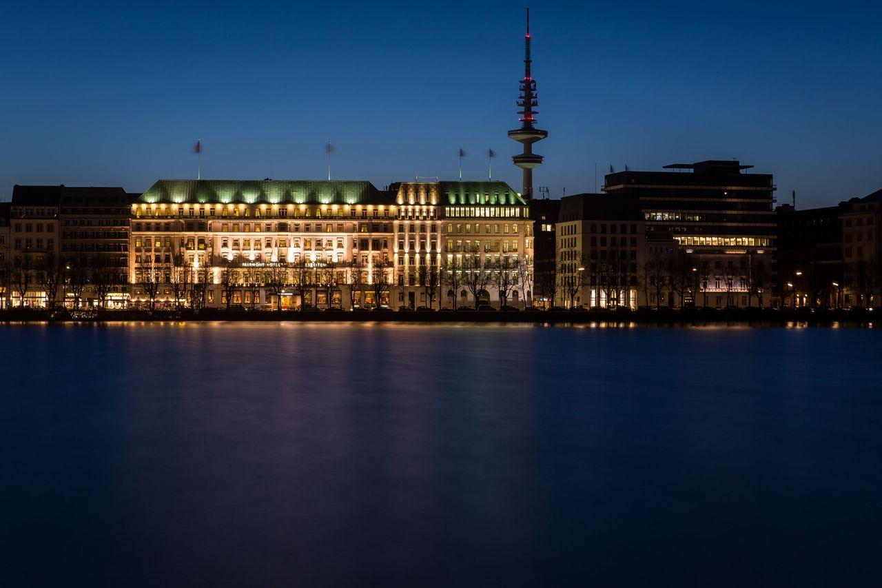 Fairmont Hotel Vier Jahreszeiten, Hamburg 2013