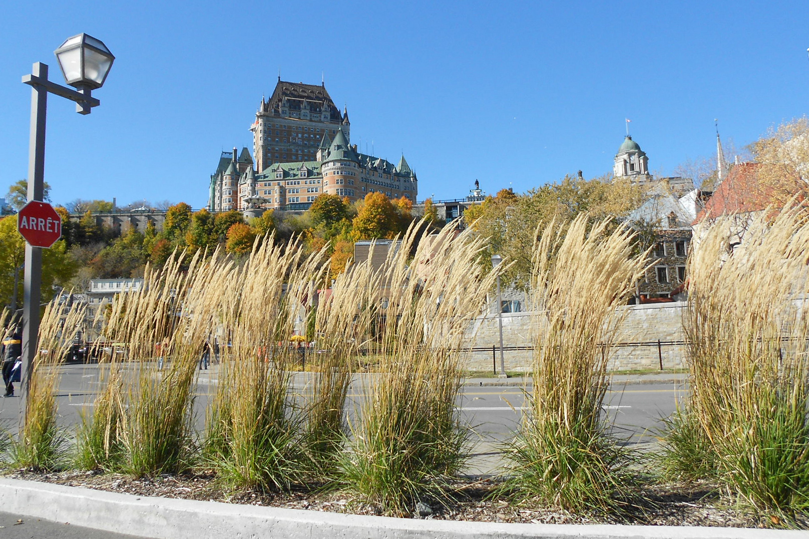 Fairmont le Chateau Frontenac Quebec, Canada_2