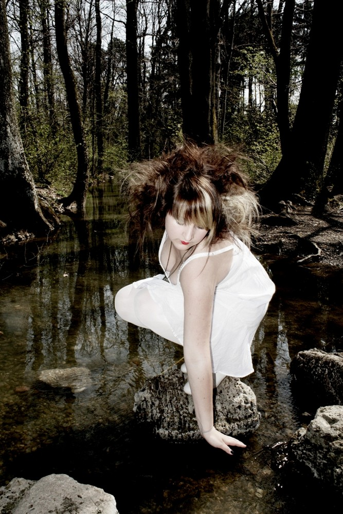 Fairy in the forest 2
