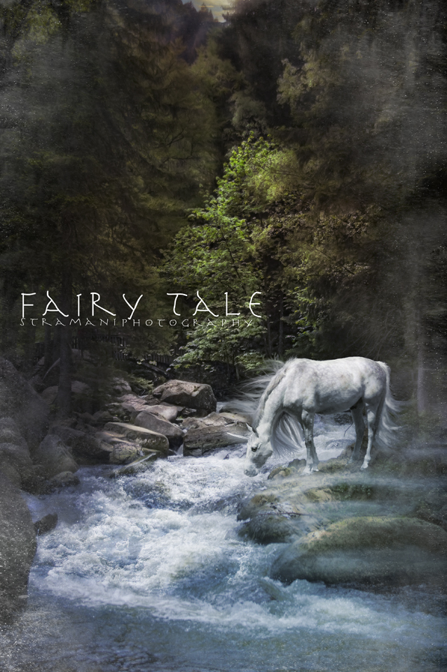 Fairy Tale Okertal Unicorn