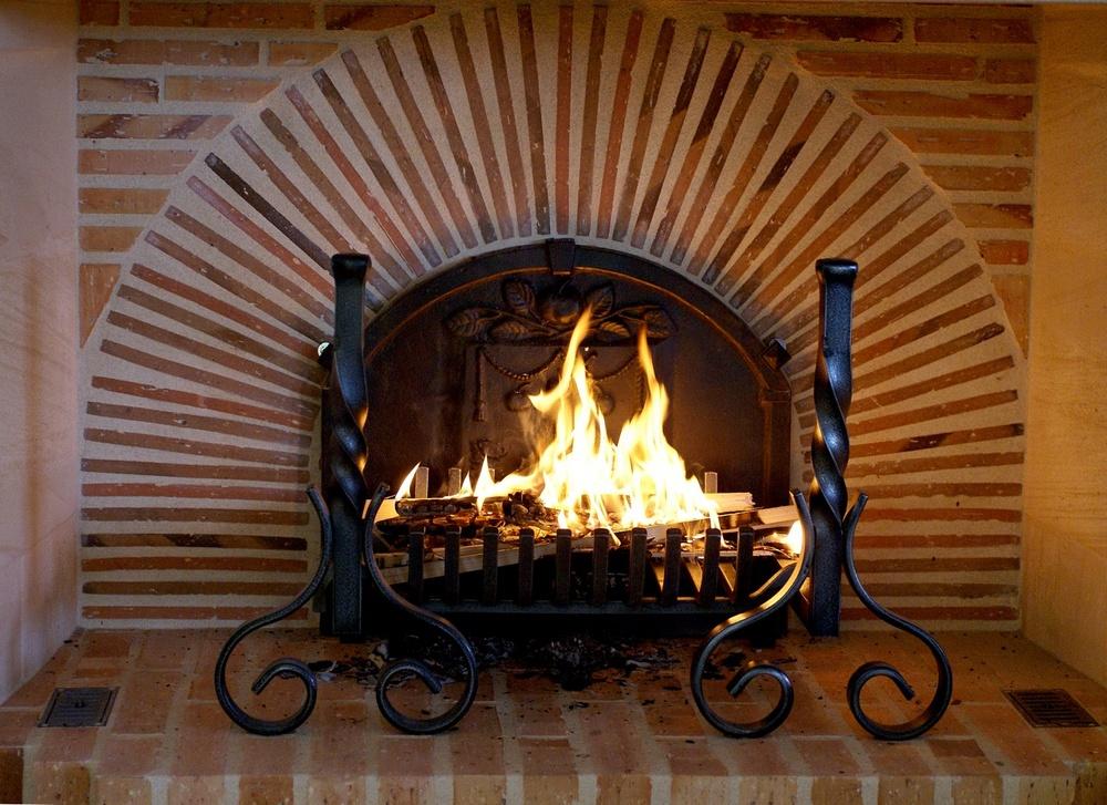 Fais du feu dans la cheminée.... je reviens chez nous ....