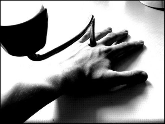 fake finger