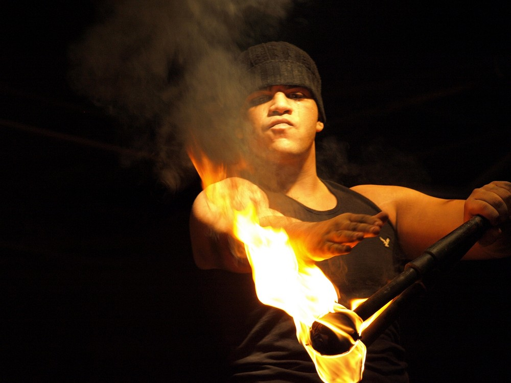 Fakir Fireshow