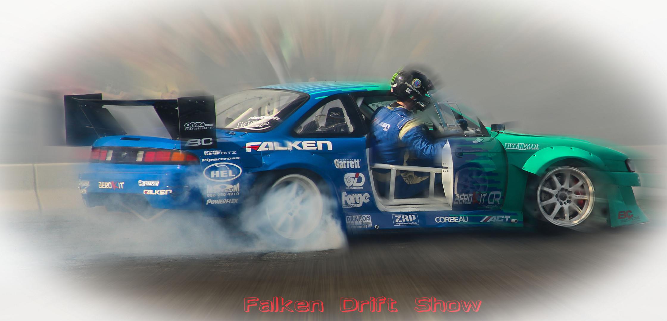 Falken Drift Show