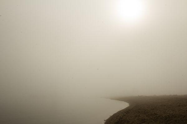 Falkensteiner Strand - wo ist der Leuchtturm?