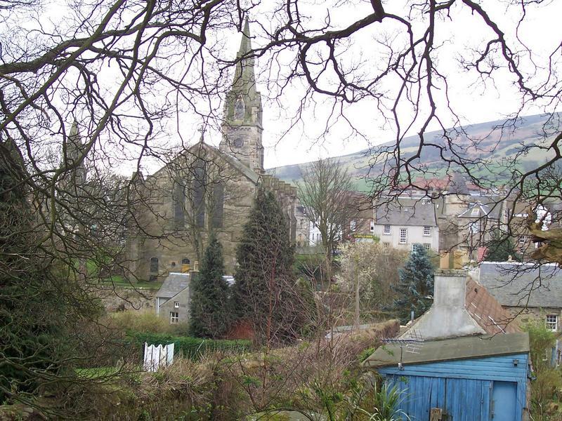 falkland village