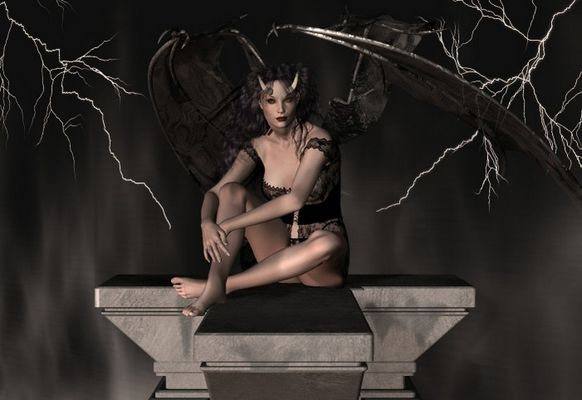 Fallen Angel (Ohne Bearbeitung)