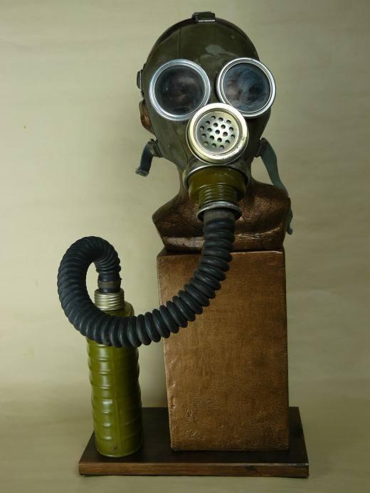 Fallout XOX - Gasmaske