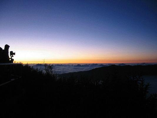 Falsche Richtung für Sonnenaufgang?