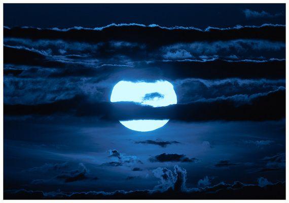 Falscher Mond