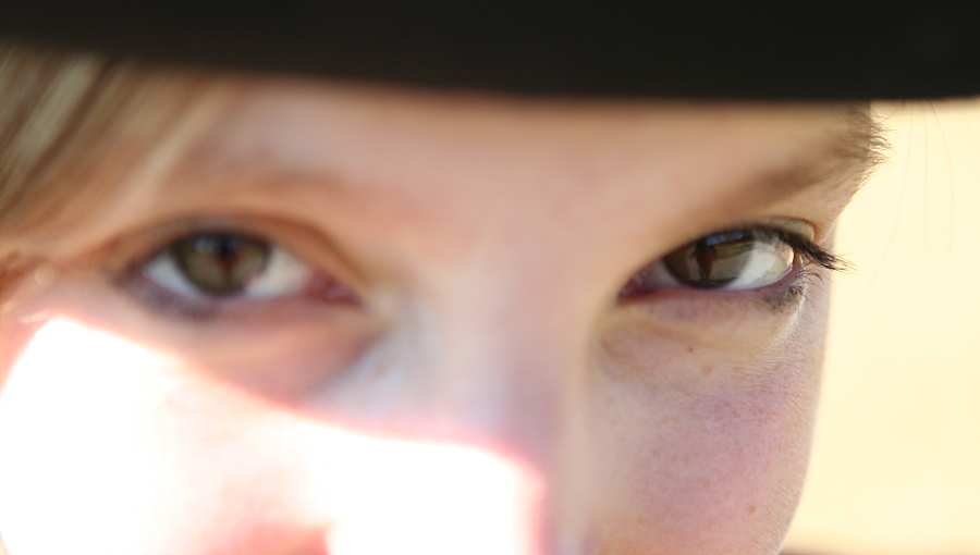Falsches Auge...