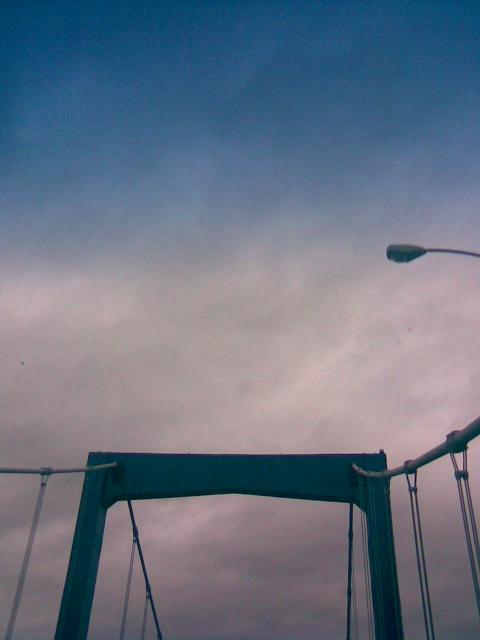 FALSE BLUE SKYS