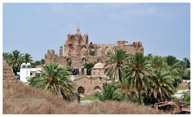 Famagusta/türk.Teil von Cyprus