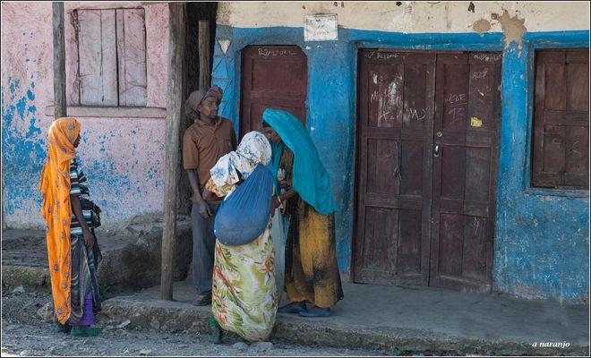 FAMILIA CADE  ETIOPIA