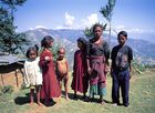 Familie am Phewa See bei Pokhara