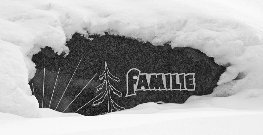 Familie - Geborgenheit bis in den Tod