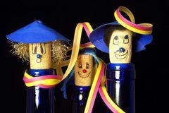 Familie Kork feiert Karneval !