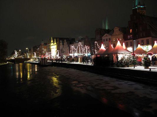 Familien-Weihnachtsmarkt in Lübeck