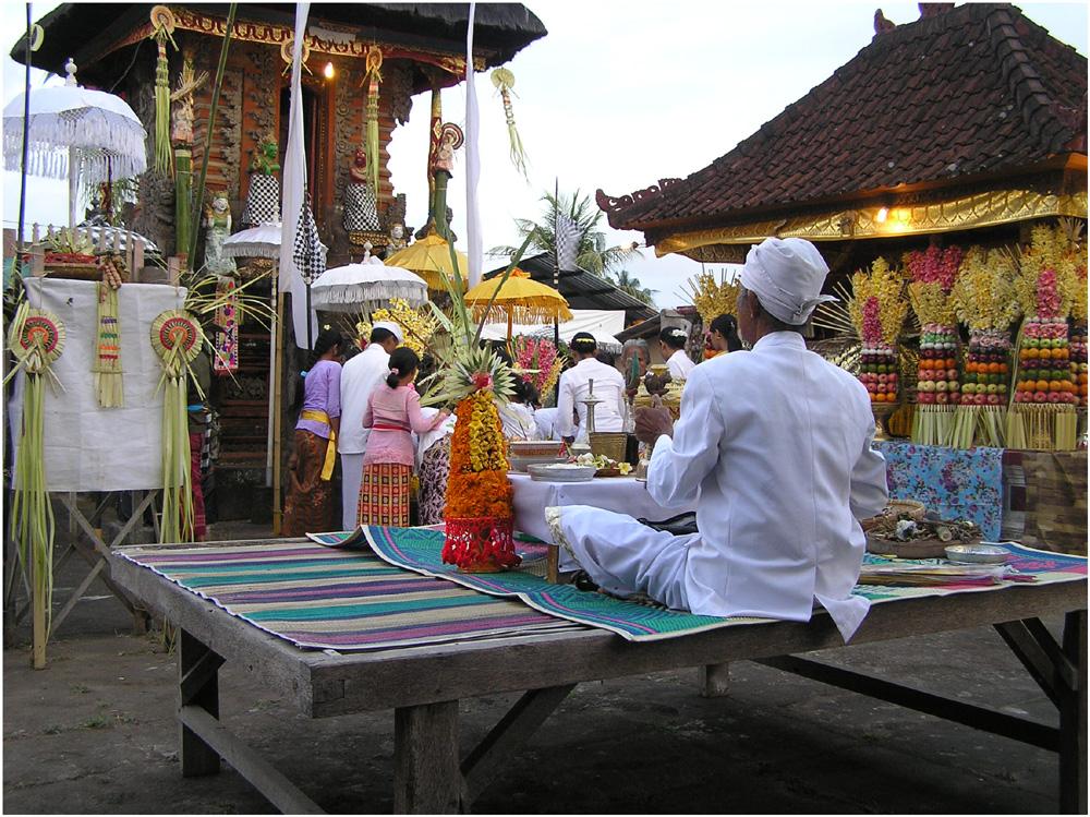 Familien-Zeremonie