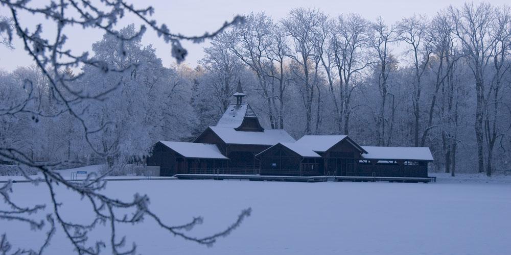 Familienbad St. Gallen (out of season)